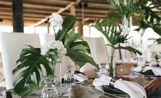 Wedding Centerpieces, Wedding Decorations, Table Decorations, Montana Wedding, Beach Resorts, Puerto Rico, Wedding Flowers, Outdoor, Furniture