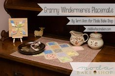 Granny Windermere's Placemats « Moda Bake Shop