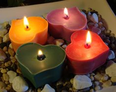 138 best beautiful candles images rh pinterest com