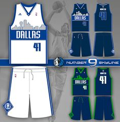 9a81d3deafc Mav s new alternate uniform designed by a fan! Sports Fanatics