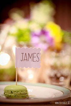 Table au salon du mariage Marry Me!