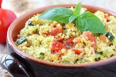 Das vielleicht schnellste Couscous-Gericht der Welt. Unbedingt probieren. (© Thinkstock via The Digitale)
