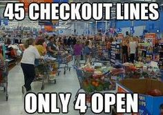 Mean while at Walmart