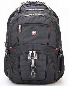 f82cbfdc99 Amazon.com   SWISSWIN Laptops backpack. Computer knapsack