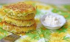 Капустные оладьи на кефире рецепт | Готовим рецепты