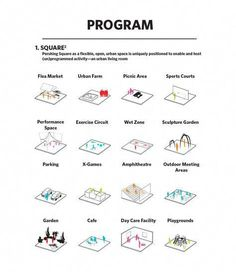 OMA Rios Clementi Hale Studios Pershing Square Renew Los Angeles is part of Architecture concept diagram - Architecture Program, Architecture Concept Diagram, Architecture Panel, Concept Architecture, Landscape Architecture, Architecture Portfolio, Architecture Diagrams, Auditorium Architecture, Architecture Memes