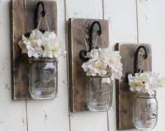 New...Chic Country Farmhouse Wall by cottagehomedecor on Etsy