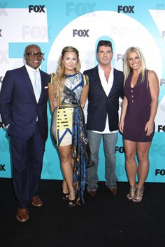Britney Spears and Demi Lovato make first official X Factor appearance