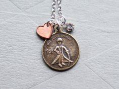 Le Petit Prince The Little Prince Charm Necklace by vjeric on Etsy