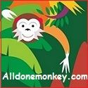 Alldonemonkey.com - blogging carnival on bilingualism - links to ideas for learning a second language