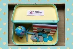 EMOCIONES DE VERANO - Un proyecto de maestra Toy Chest, Storage Chest, Toys, Frame, Home Decor, Coops, Summer Time, Projects