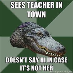 Aspie Alligator