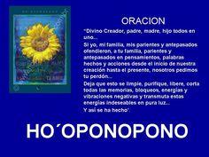ORACION - HOOPONOPONO EL PODER DEL AMOR