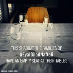 #BringBackOurBoys #EyalGiladNaftali