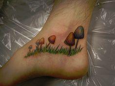 Psyche Cool Tattoo