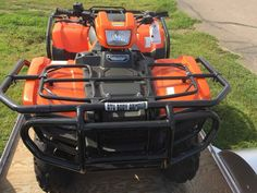 New 2016 Honda Foreman 4x4 - ATV Body Armour Kit ATVs For Sale in South Dakota. 2016 HONDA Foreman 4x4 - ATV Body Armour Kit, 2016 HONDA FOREMAN EQUIPPED WITH ATV BODY ARMOUR KIT!!You have come to the only place for a complete 360 degree ATV bumper kit that won't let anything get in your way!The front bumper is mounted to the frame to ensure a rock solid mount, the right and left sides connect to the racks and foot wells. The sides also slide into the front and rear bumpers for added…
