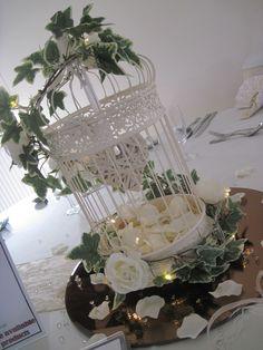Glamourpuss Weddings | Vintage Birdcages