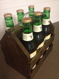 DIY beer crate - Google Search