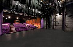 Shirley Burke Theatre, Melbourne, Australia Melbourne Australia, Energy Efficiency, Theatre, Design, Energy Conservation, Theatres, Design Comics, Theater