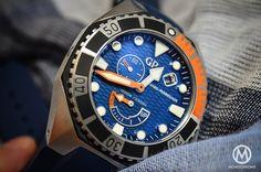 Girard-Perregaux Sea-Hawk Blue