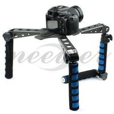 DSLR foldable Rig Movie Kit Shoulder Mount Steady Rig for Camera Camcorder