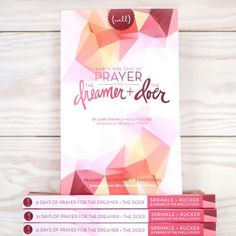 Cultivate What Matters shop | Prayer for the Dreamer and Doer