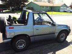Trail Tough Suzuki Stuff