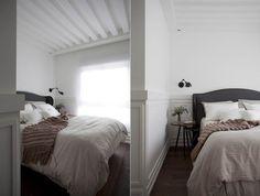 Romantismo provençal e mobiliário brasileiro no apartamento da blogueira Fernanda Floret