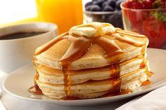 Una receta facilísima para el desayuno, o brunch, o snack para los chicos.