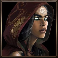 "☯️ ""The most pathetic person in the world is someone who has sight, but has no vision."" ~ Helen Keller 🕉 ☸ 🌛🌝🌜 ~ Blessed Be ❤️🐉🌹 Character Creation, Character Concept, Character Art, Concept Art, Dnd Characters, Fantasy Characters, Female Characters, Fantasy Portraits, Character Portraits"