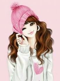 """Image discovered by """"♡""""💋. Find images and videos about girl, love and pink on We Heart It - the app to get lost in what you love. Cartoon Girl Images, Cute Cartoon Girl, Anime Girl Cute, Anime Art Girl, Beautiful Girl Drawing, Cute Girl Drawing, Cartoon Girl Drawing, Girly Images, Girly Pictures"""