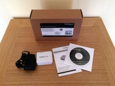 Startech.com Wireless N USB 2.0 Print Server Review -  -