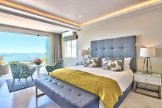 SUITES Your own private oasis, spacious with panoramic views. Cape Town, Bed And Breakfast, Oasis, Ocean, Luxury, Room, House, Furniture, Home Decor