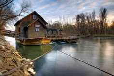 Mill on Mura river II by Janez Tolar on 500px