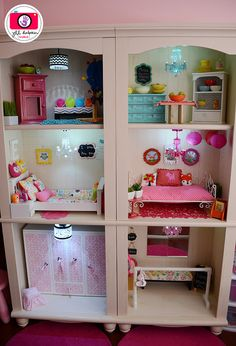 American Girl Dollhouse – Bedroom