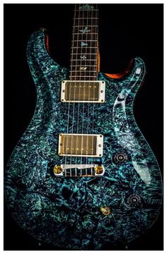 endless collection #PRSGuitars