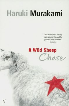 """A Wild Sheep Chase is a novel published in 1982 by Japanese author Haruki Murakami. It is third book in Murakami's """"Trilogy of the Rat"""" (the Rat is one of the main characters in the book)."""
