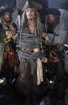 Can't wait for the new pirates movie. I love jack sparrow