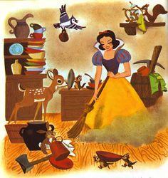 1952 Snow White