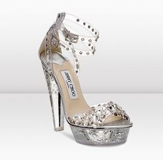 Jimmy Choo Niagra Sandals...without words...