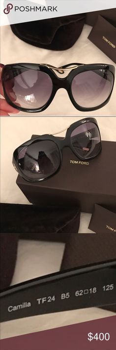 Tom Ford Tom Ford Camilla sunglasses 🕶 Tom Ford Accessories Sunglasses