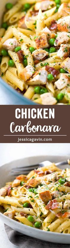 One Pan Chicken Carb