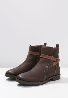 Pier One Winter boots - brown for with free delivery at Zalando Brown Boots, Winter Boots, Wedges, Ankle, Shoes, Fashion, Brown Boots Outfit, Moda, Zapatos