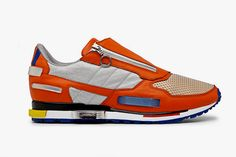 Raf Simons for adidas Spring/Summer 2014 Collection Available for Pre-Order New Sneakers, Air Max Sneakers, Sneakers Nike, New Shoes, Men's Shoes, Futuristic Shoes, Raf Simons, Sock Shoes, Designer Shoes