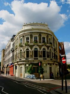 The Commercial Tavern, London