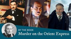 Murder on the Orient Express is an enduring classic and one of Agatha Christie's most memorable mysteries. Featuring iconic detective Hercule Poirot, this in. Kenneth Branagh, Why Book, Star David, Hercule Poirot, Hollyoaks, Geek Things, Orient Express, Tv Episodes, Buffy The Vampire Slayer