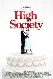 High Society (1956) Poster