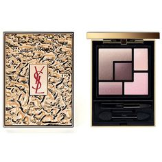 Yves Saint Laurent Chinese New Year Palette (1.335.300 VND) ❤ liked on Polyvore featuring home, home decor, apparel & accessories, multicolored, yves saint laurent, colorful home decor, chinese home decor, handmade home decor and monkey home decor