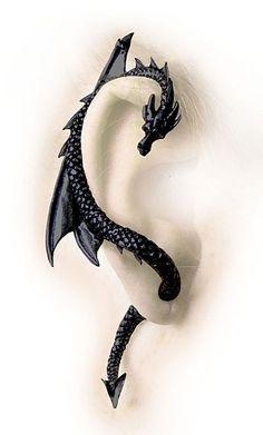 Dragon Clip. Can be bought through the Pyramid Collection.