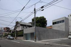 Casa en Ropponmatsu, Fukuoka (Japón) | Kazunori Fujimoto  # Vivienda adosada # Vivienda entre medianeras
